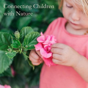 chidren and nature