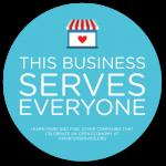 open-for-service-sticker